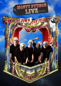 Cover Monty Python - Live (Mostly) - One Down Five To Go [DVD]